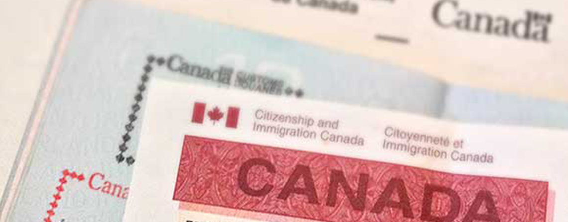 Study and Work Permits – Visitor Visas